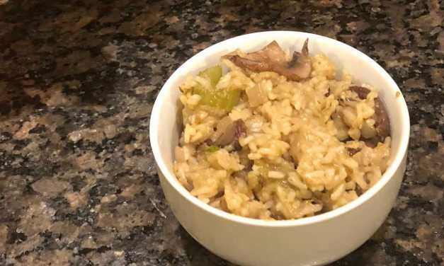 TNH test kitchen: A warm cup o' risotto