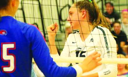 Volleyball: UNH crushes UMass Lowell