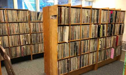 "Spin the wax: WUNH hosts ""Vinyl Week"""