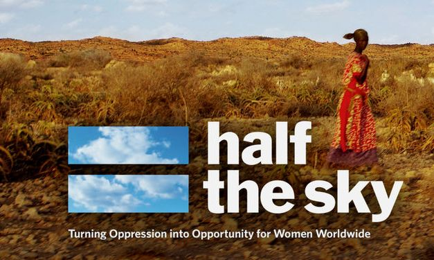 """Girl Up shows powerful film """"Half the Sky"""""""
