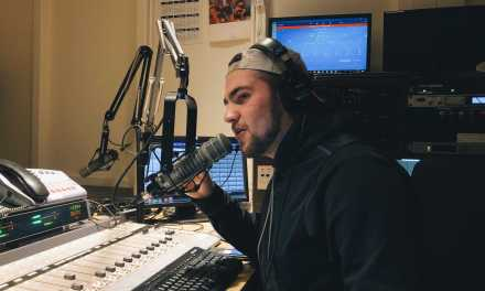 A Day in the Life of a College DJ: On The Spot with WUNH's Daniel Page