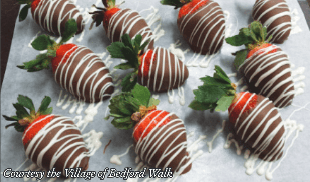 TNH Test Kitchen: Valentine's Day chocolate covered strawberries