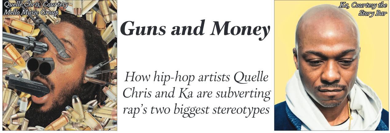 Guns and Money