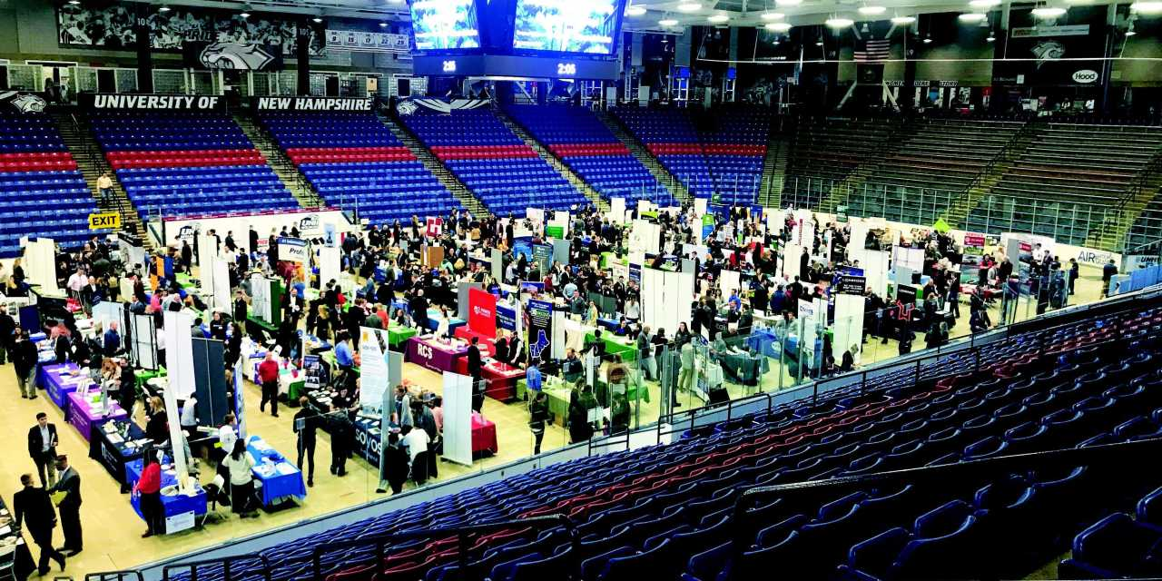 Career Fair returns to the Whittemore Center