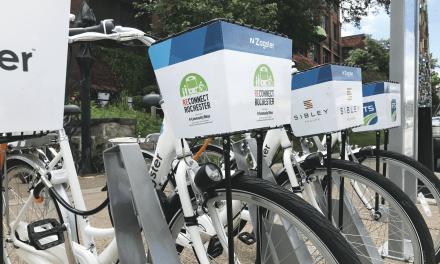 Bike share service for UNH
