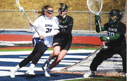 First-year midfielder Blanding leads 'Cats in victory