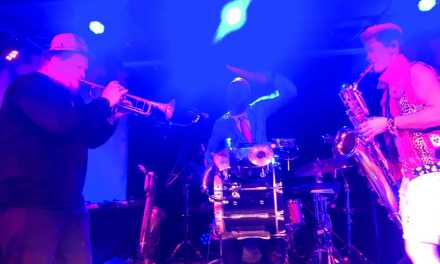 Too Many Zooz electrifies Portsmouth audience at 3S Artspace