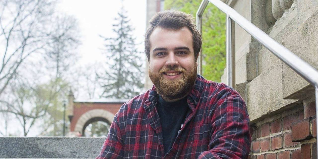 TNH staff class of '19 farewell: Jacob Dawson