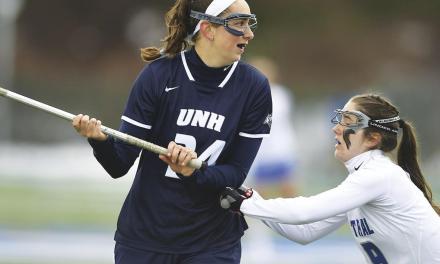 Women's lacrosse defeats UVM 20-14 in Burlington
