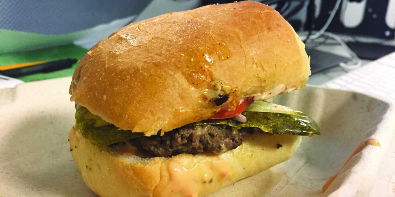 Smash burgers give me life