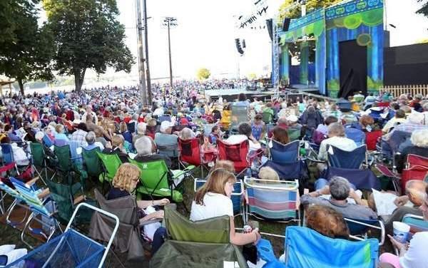 Prescott Park prepares for their 44th annual arts festival