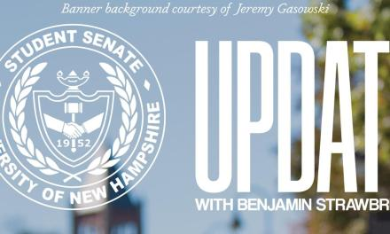 Student Senate Update: Oct. 20, 2019 – Senate debates proposed e-scooter program on UNH campus