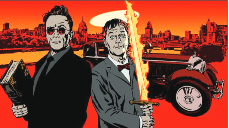 Mad about books: 'Good Omens' by Neil Gaiman and Terry Pratchett
