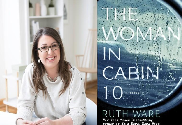 Mad about books: 'The Woman in Cabin Ten' by Ruth Ware