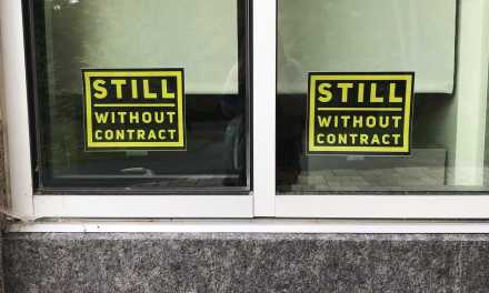 Years later, lecturer contracts remain unsigned