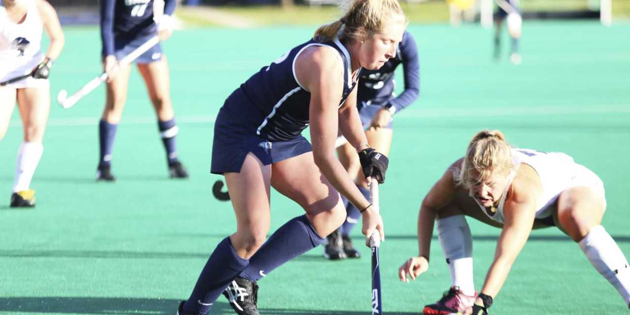 Field hockey rebounds from Monmouth loss