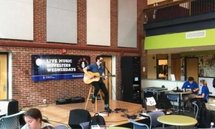The mixed bag of performing at Union Court