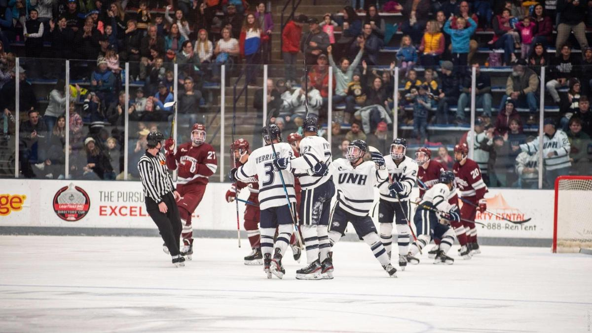 Momentum builds after win over No. 5 UMass Amherst - The New Hampshire