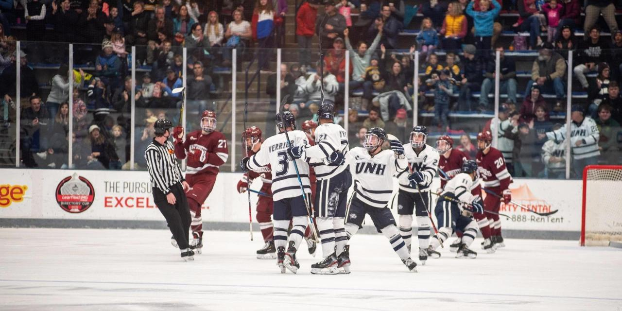 Momentum builds after win over No. 5 UMass Amherst