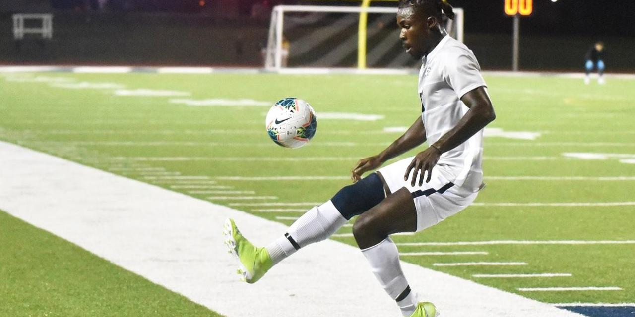 Men's soccer stays undefeated with 5-0