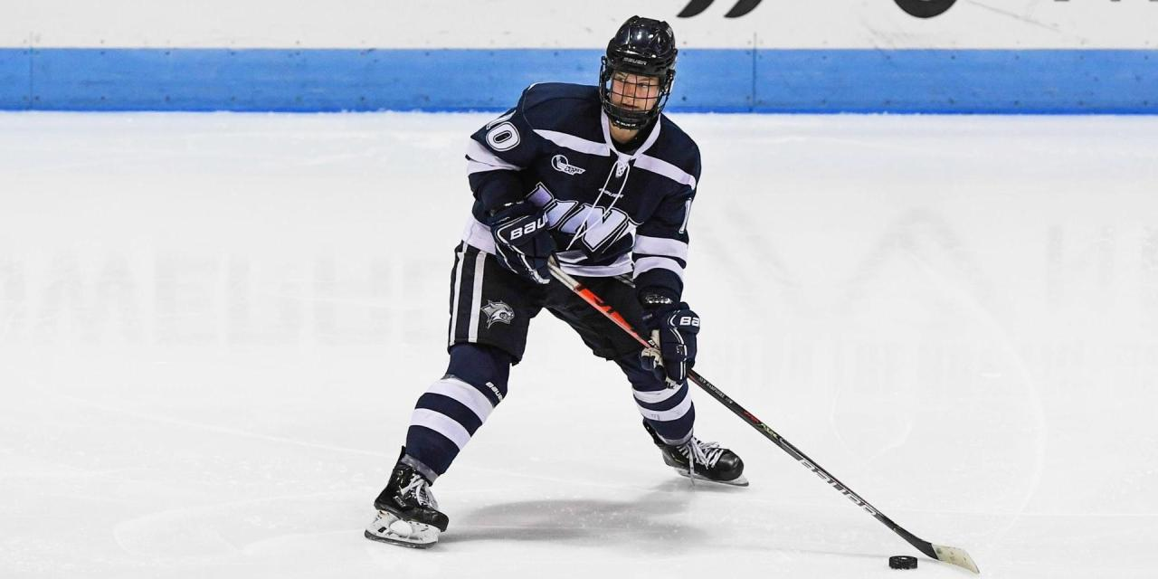 UNH bested by UMaine, beats PC