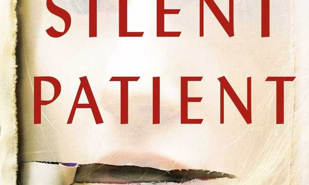 Mad about books: 'The Silent Patient' by Alex Michaelides