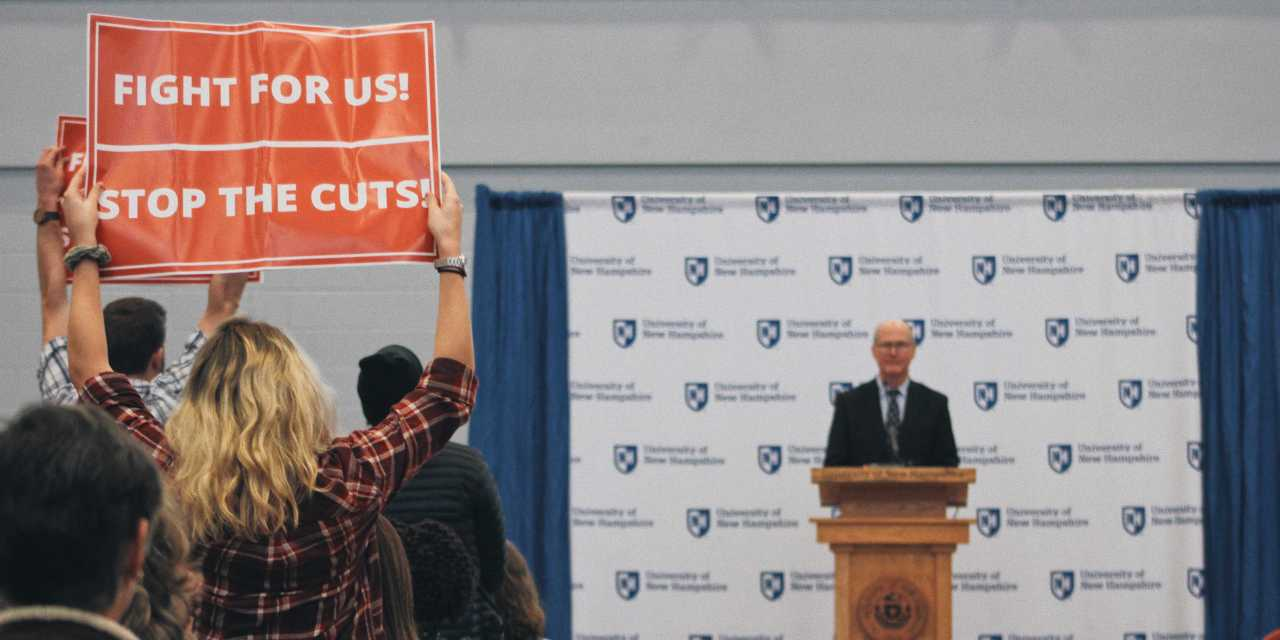 "Dean Defends ""Priorities"" Amid Huron Concerns and Mixed Results"
