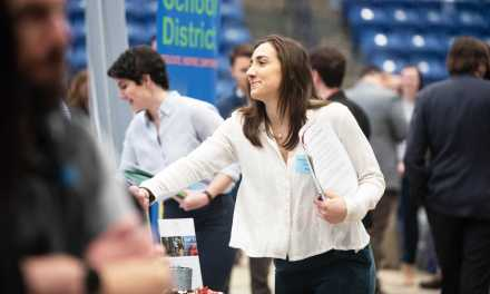 Semi-annual Career and Internship Fair brings in 1500 students