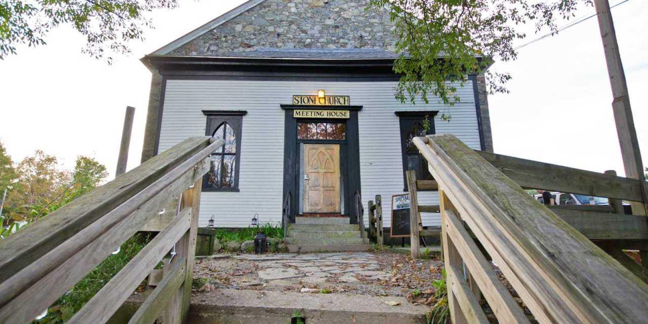 The Stone Church turns 50