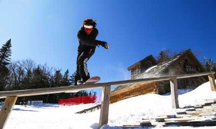 Q&A with snowboarder Zeb Powell