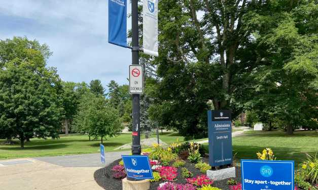 UNH holds town hall On COVID-19 policy, students frustrated