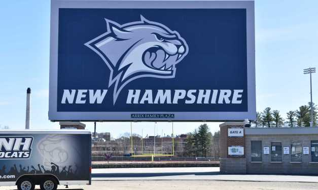 """Zoom became the way of life"" for UNH athletics"
