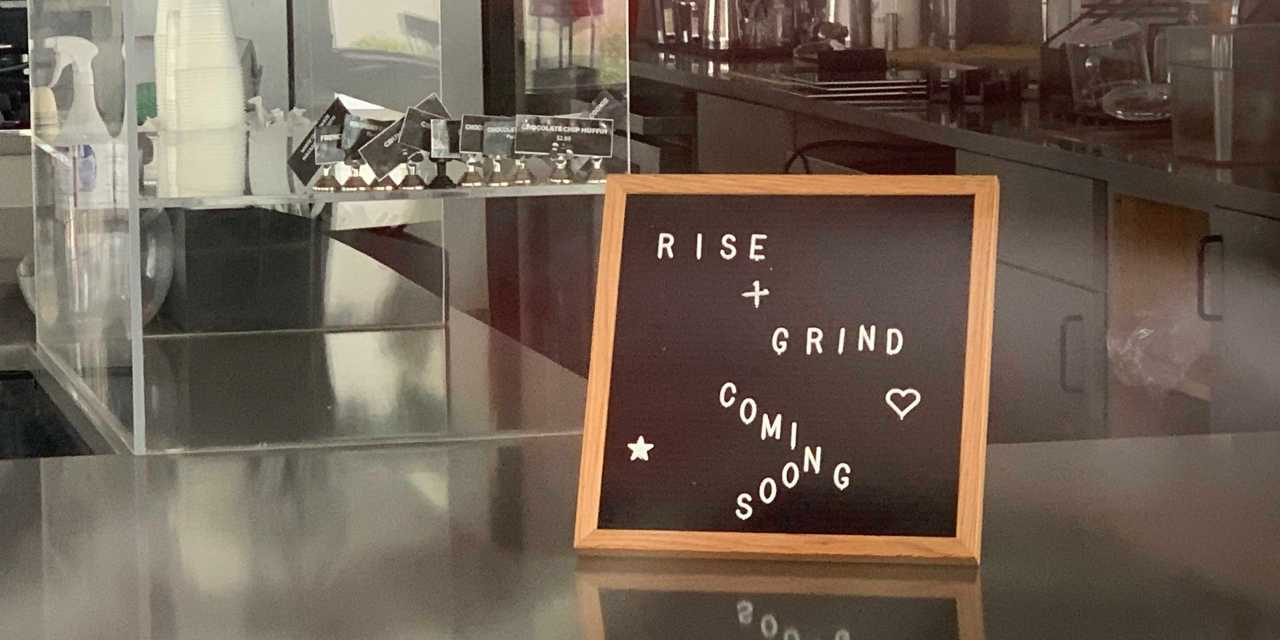 Rise + grind coffee bar to open in Durham