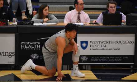 Men's basketball voted No. 3 in America East