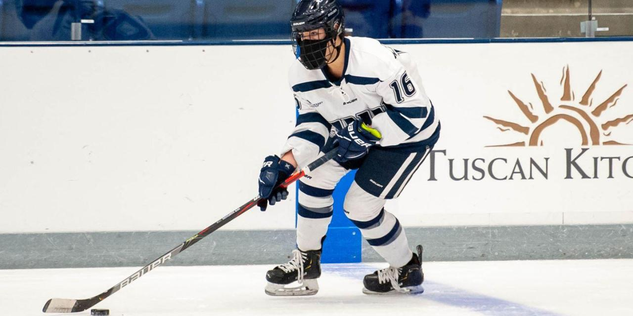 Women's Hockey has slow start on opening weekend