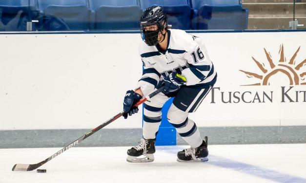 Women's Hockey has slow start on opening weekend
