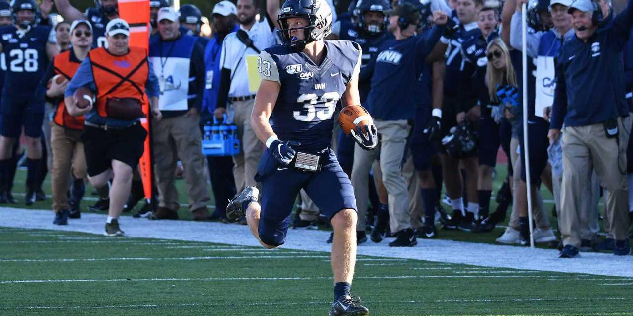 FCS Preseason All-American Evan Horn enters the NCAA transfer portal