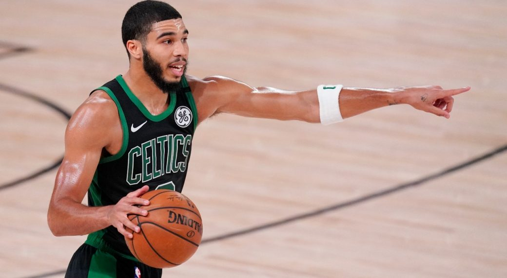 Celtics build around young core in hopes of an 18th banner