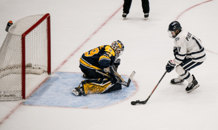 """UNH penalty kill """"terrible"""" in split with Merrimack"""