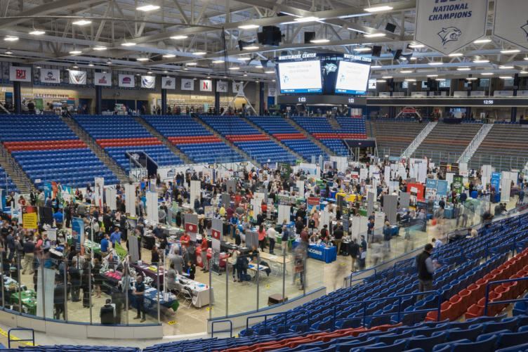 """UNH Get Hired"" series replaces career fair"