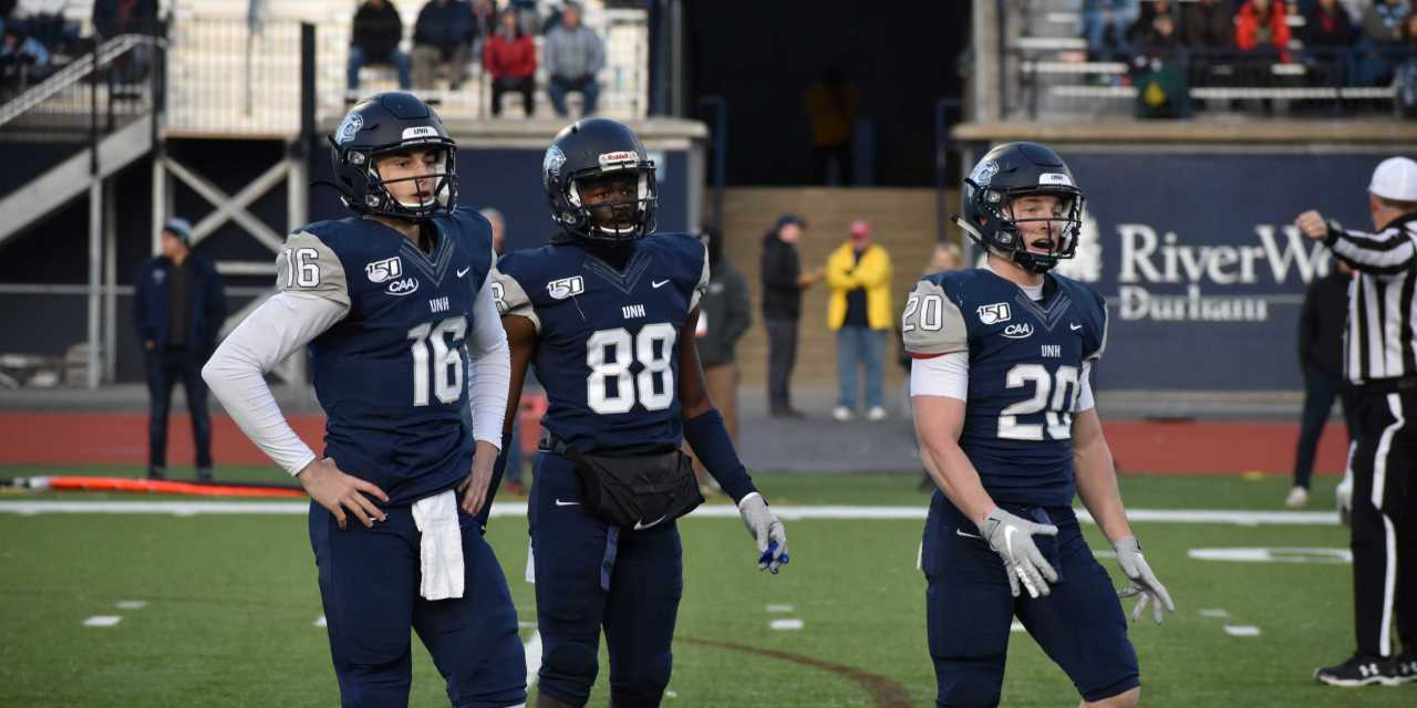 UNH set to welcome UAlbany into Wildcat Stadium Friday night
