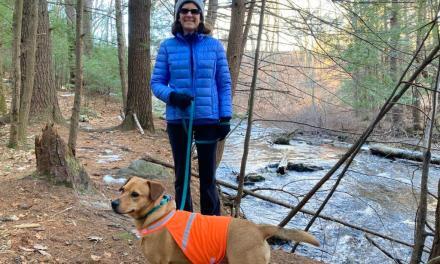 Durham residents explore local walking trails