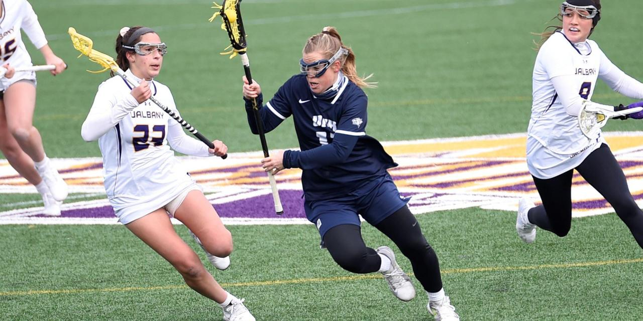UNH battles back in regulation, loses in OT to UAlbany