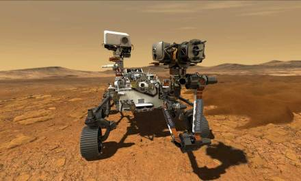 NASA's rover Perseverance makes history