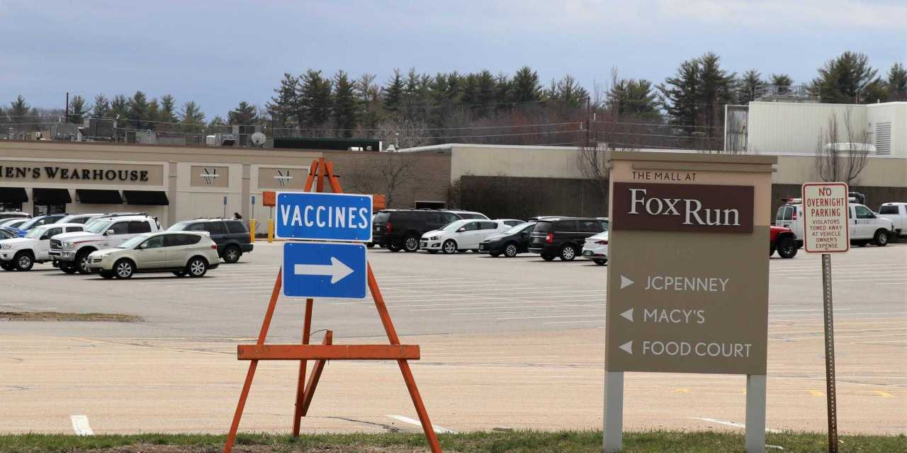 New vaccination site opens at Fox Run Mall