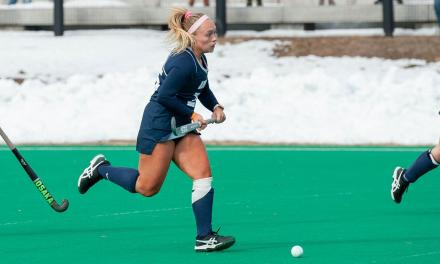 Mariani scores twice in 4-2 loss at Maine