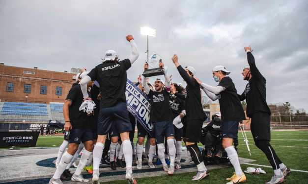 Wildcats become third team ever to win three straight conference titles