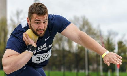 Track and Field stumble at AE Championships