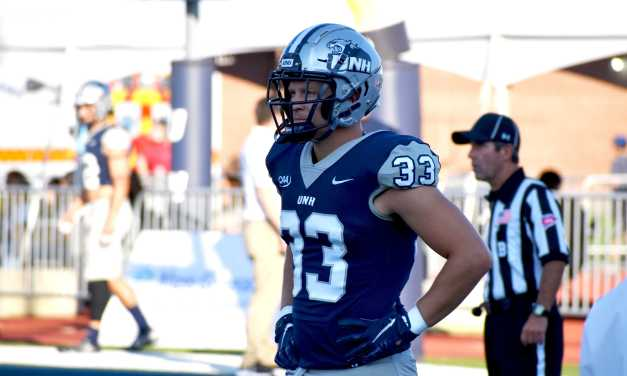 UNH football: Evan Horn provides insurance for Wildcats after five failed attempts on special teams