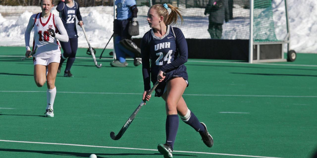 UNH field hockey: Wittel's goal not enough against Providence as team drops fourth straight game
